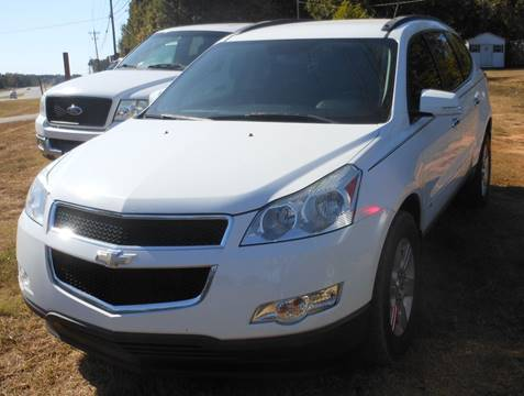 2010 Chevrolet Traverse for sale in Colbert, GA