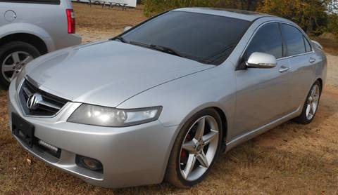 2004 Acura TSX for sale in Colbert, GA