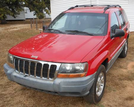 2000 Jeep Grand Cherokee for sale in Colbert, GA