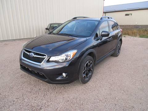 2014 Subaru XV Crosstrek for sale in Tea, SD