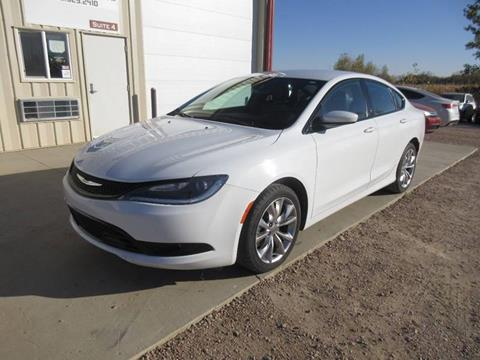 Chrysler 200 For Sale >> 2015 Chrysler 200 For Sale In Tea Sd