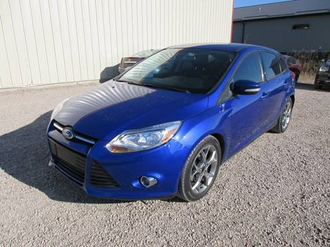 2013 Ford Focus for sale in Tea, SD