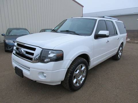 2013 Ford Expedition EL for sale in Tea, SD