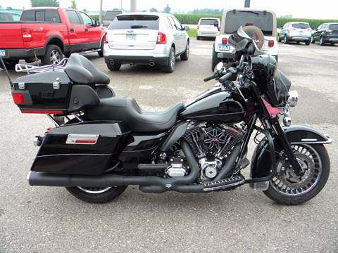 2013 Harley-Davidson Electra Glide for sale in Hayward, MN