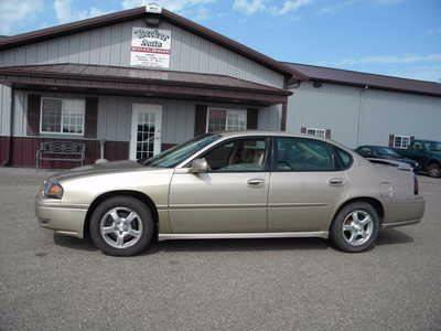 2005 Chevrolet Impala for sale in Hayward, MN