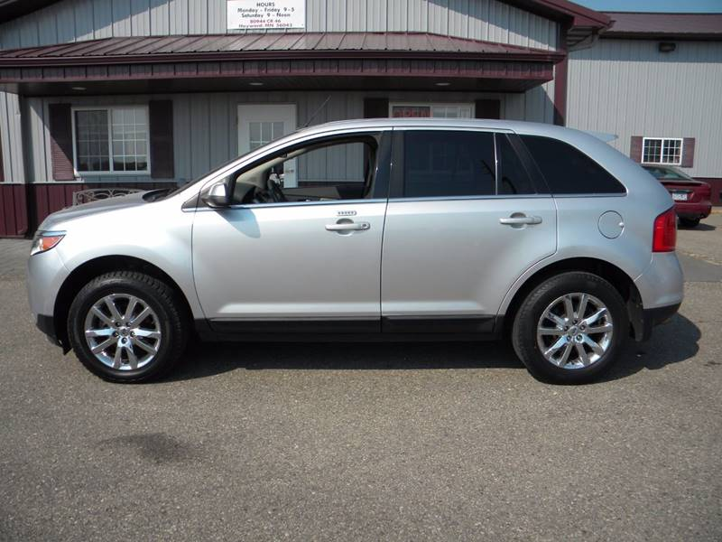 2011 Ford Edge Limited 4dr Crossover - Hayward MN