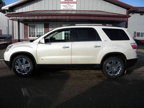2010 gmc acadia for sale in minnesota. Black Bedroom Furniture Sets. Home Design Ideas