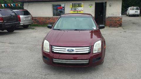 2007 Ford Fusion for sale in Louisville, KY