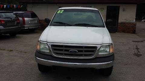 2002 Ford F-150 for sale in Louisville, KY