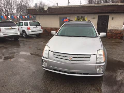 2007 Cadillac SRX for sale in Louisville, KY
