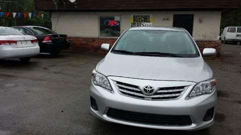 2013 Toyota Corolla for sale in Louisville, KY