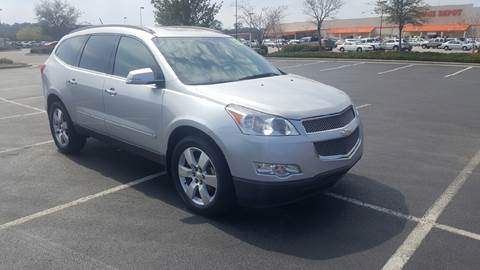 2012 Chevrolet Traverse for sale in Wilmington, NC