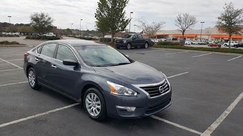 2013 Nissan Altima for sale in Wilmington, NC