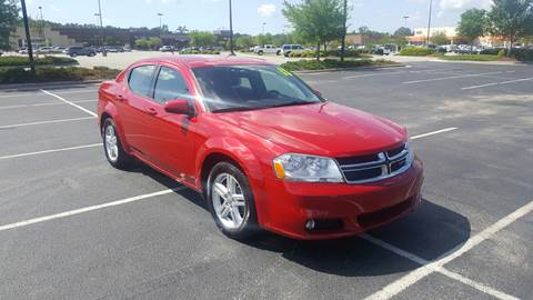 2013 Dodge Avenger for sale in Wilmington, NC