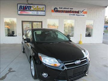 2012 Ford Focus for sale in Gastonia, NC