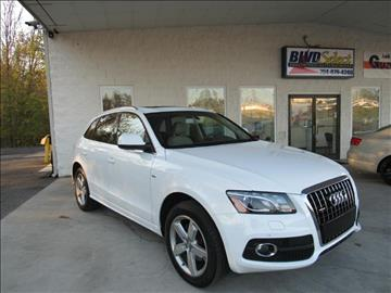 2012 Audi Q5 for sale in Gastonia, NC
