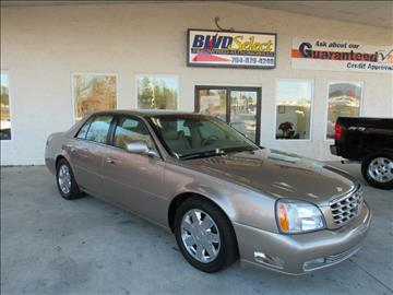 2004 Cadillac DeVille for sale in Gastonia, NC