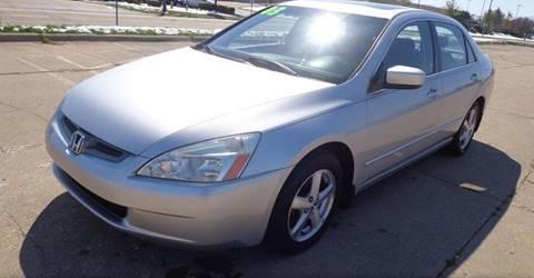2003 Honda Accord for sale in Peoria, IL