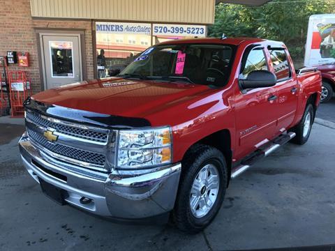 2013 Chevrolet Silverado 1500 for sale in Minersville, PA