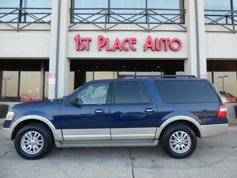 2010 Ford Expedition EL for sale in Watauga, TX