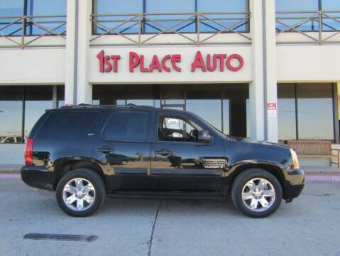 2007 GMC Yukon for sale at First Place Auto Ctr Inc in Watauga TX