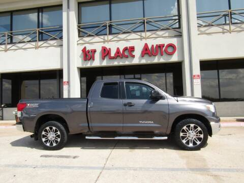 2012 Toyota Tundra for sale at First Place Auto Ctr Inc in Watauga TX
