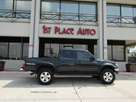 2002 Toyota Tacoma for sale at First Place Auto Ctr Inc in Watauga TX