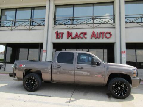 2008 Chevrolet Silverado 1500 for sale at First Place Auto Ctr Inc in Watauga TX