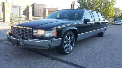 1994 Cadillac Fleetwood For Sale - Carsforsale.com®
