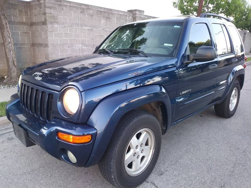 2004 Jeep Liberty Limited 4dr SUV   Dallas TX