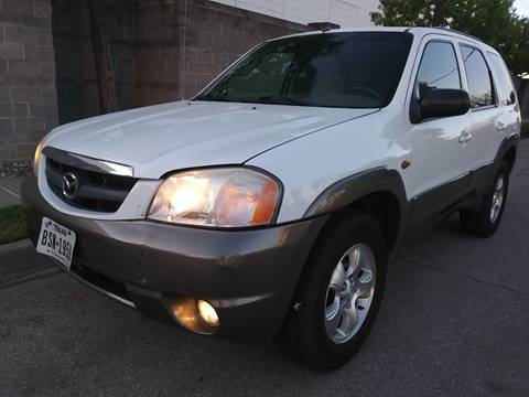 2001 Mazda Tribute for sale in Dallas, TX