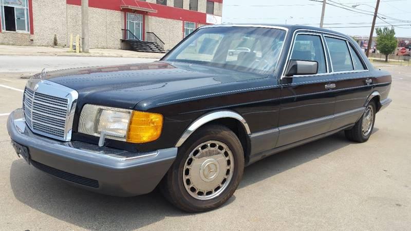 1991 Mercedes Benz 560 Class 560 SEL 4dr Sedan   Dallas TX
