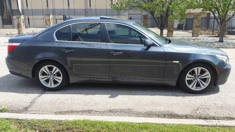 2009 BMW 5 Series 528i 4dr Sedan - Dallas TX