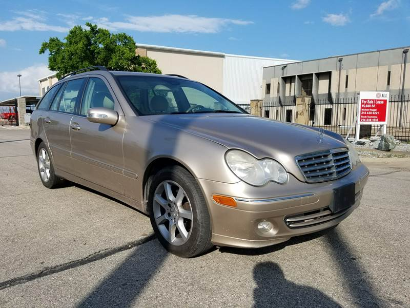 2005 Mercedes-Benz C-Class C 240 4dr Wagon - Dallas TX
