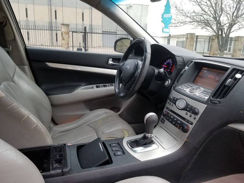 2007 Infiniti G35 Sport (image 13)