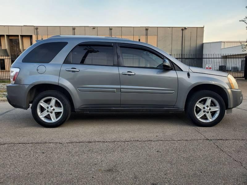 2005 Chevrolet Equinox LT (image 4)