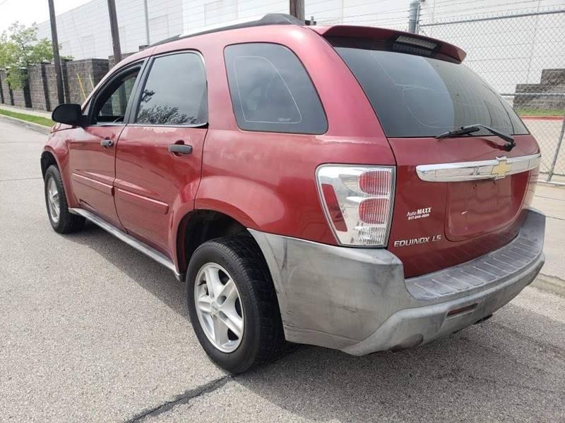 2005 Chevrolet Equinox LS (image 4)