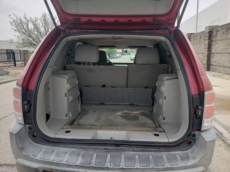 2005 Chevrolet Equinox LS (image 8)