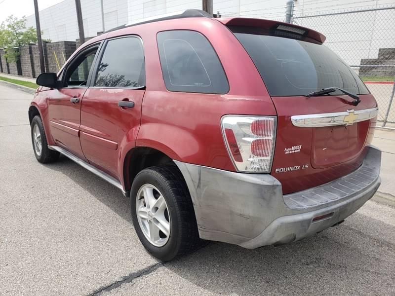 2005 Chevrolet Equinox LS (image 6)