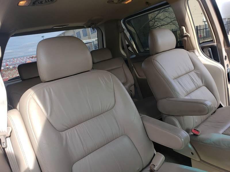 2003 Honda Odyssey EX-L w/DVD (image 13)