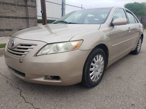 2009 Toyota Camry LE for sale at ZNM Motors in Dallas TX