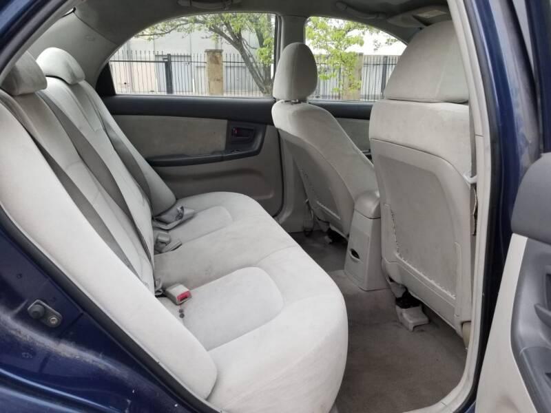 2005 Kia Spectra EX 4dr Sedan - Dallas TX
