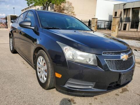 2011 Chevrolet Cruze LS for sale at ZNM Motors in Dallas TX