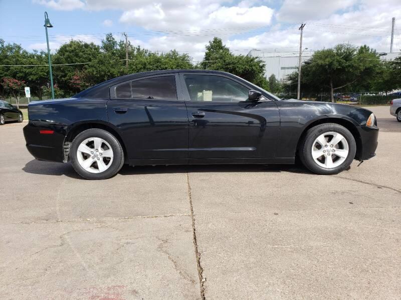 2013 Dodge Charger SE 4dr Sedan - Dallas TX