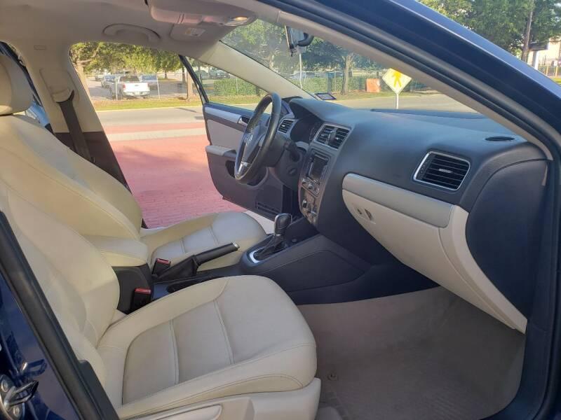 2012 Volkswagen Jetta SEL Prem PZEV 4dr Sedan - Dallas TX