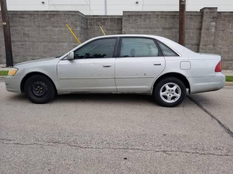 2001 Toyota Avalon XL 4dr Sedan w/Bucket Seats - Dallas TX