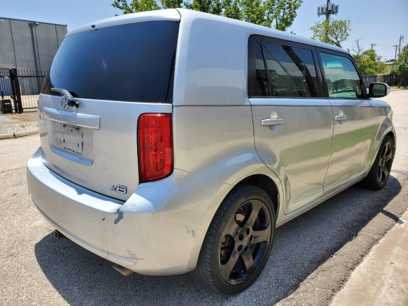 2008 Scion xB 4dr Wagon 5M - Dallas TX