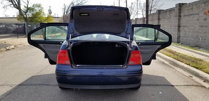 2003 Volkswagen Jetta GL 4dr Sedan - Dallas TX