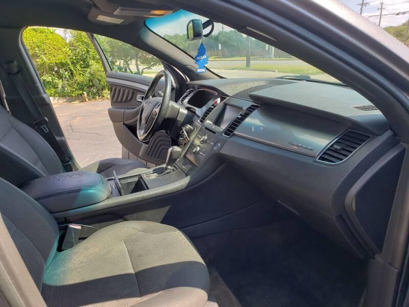 2014 Ford Taurus SEL 4dr Sedan - Dallas TX