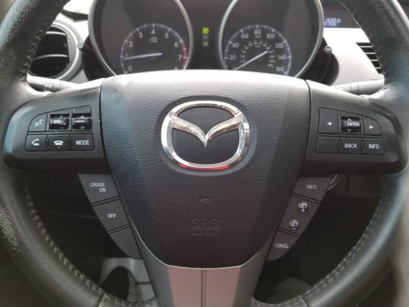 2012 Mazda MAZDA3 s Touring 4dr Sedan 5A - Dallas TX